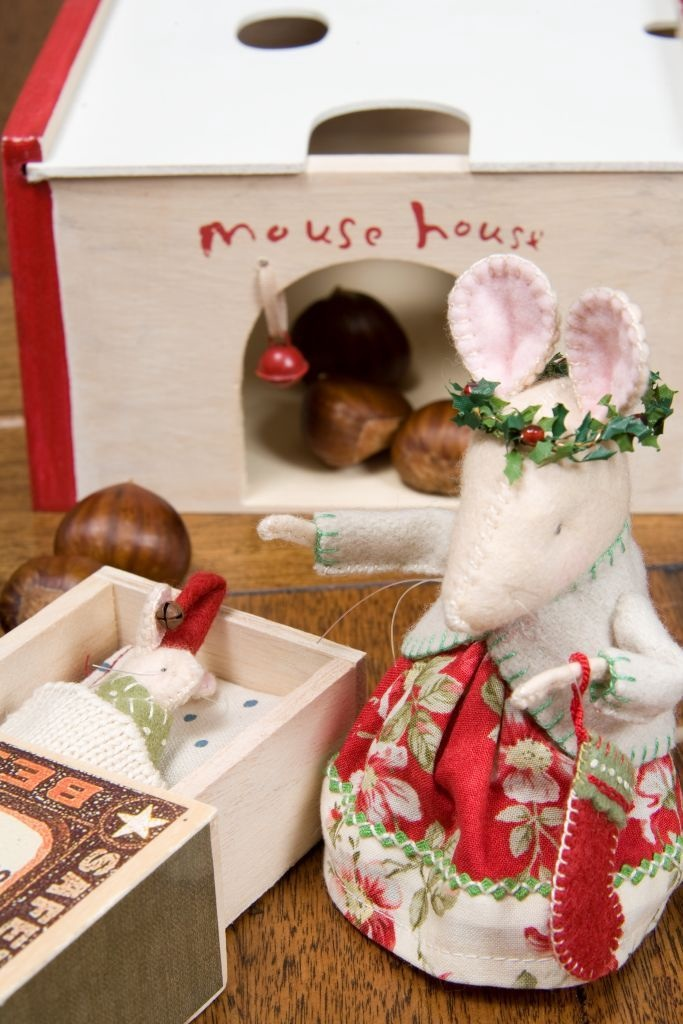 Homespun mouse 2